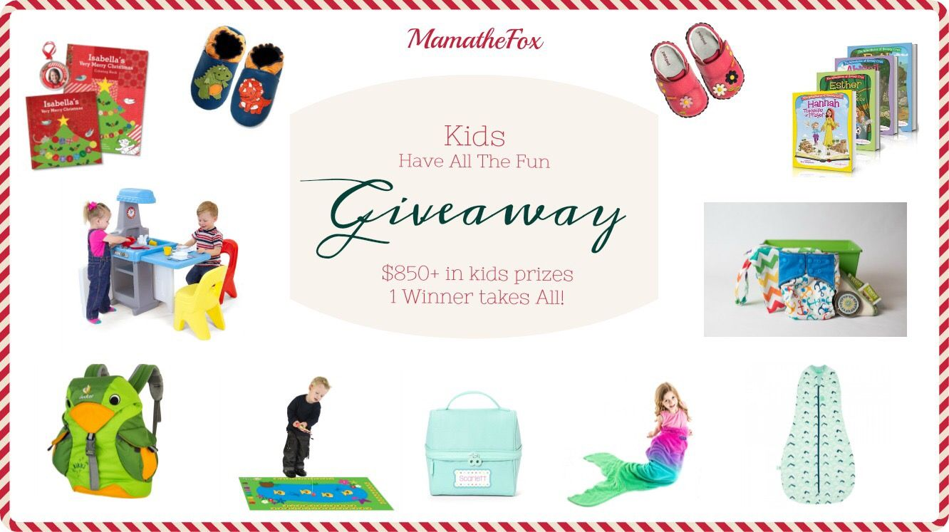 Great giveaways for kids