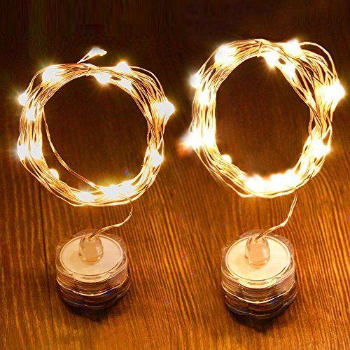 OrgMemory Battery Operated String Lights, 2 Sets of 7ft /... http://www.amazon.com/dp/B017KPANJU/ref=cm_sw_r_pi_dp_6mGoxb0FP90PV