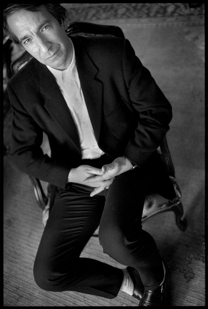 Read the article here: http://someoldpicturesitook.blogspot.ca/2016/01/alan-rickman.html?m=1