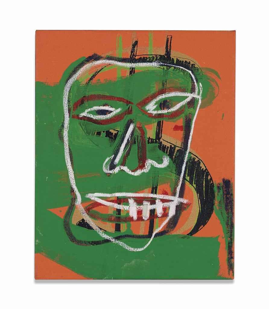 Jeah-michel Basquiat 1960-1988 & Andy Warhol 1928-1987