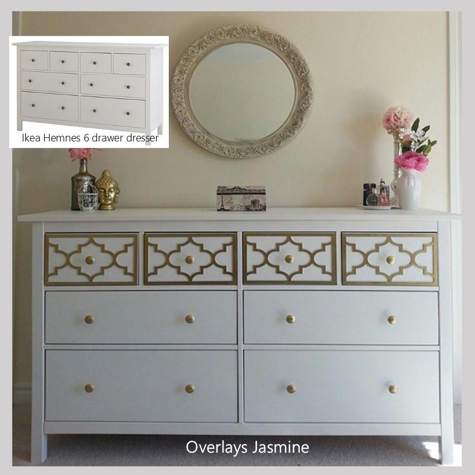 SHOP Kits For Hemnes 8 Drawer Dresser Archives | Ou0027verlays