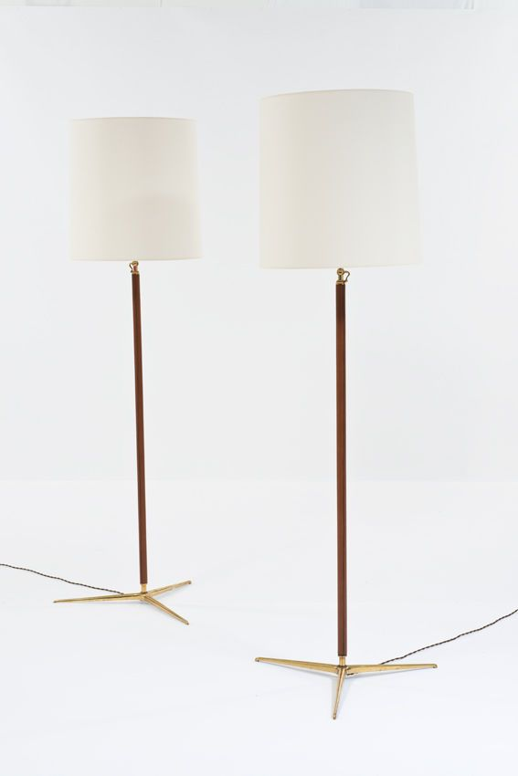These Brass Floor Lamps That Can Make Any Home Get That Modern Industrial Decor Like No Other Lampe Design Lampadaire Design Italien