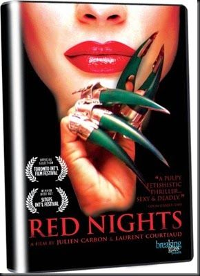 """Release Details For Erotic Thriller """"Red Nights"""""""