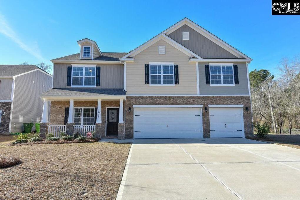 1010 campbell ridge dr elgin sc 29045 building a house