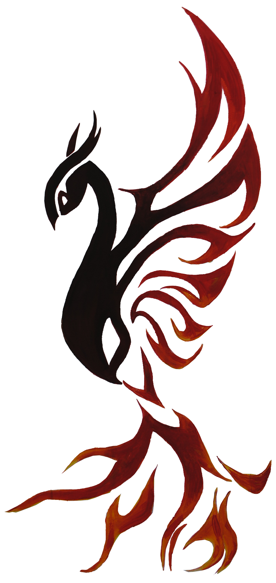 HD Phoenix Wallpapers and Photos, 919x1936 | By Yuriko ...
