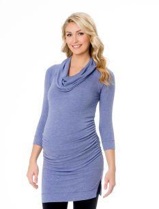 c5ebd4820a988 Motherhood Jessica Simpson Long Sleeve Tie Detail Maternity Dress on  shopstyle.com