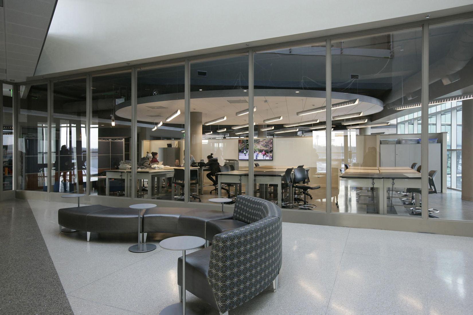 Image result for kean university green lane building interior lobby