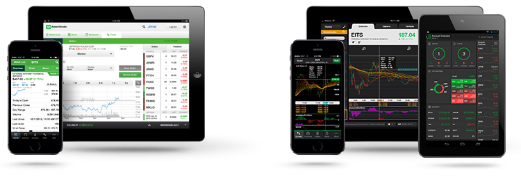 think or swim td ameritrade mobile - Google Search | Mobile Apps