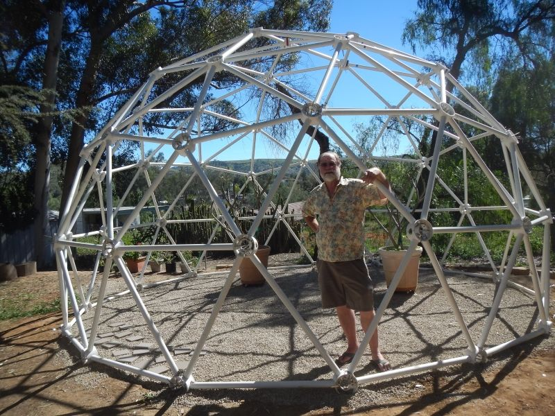 Customer Review 3v 5 8 Geodesic Dome Super Hubs Only Kit Geodesic Dome Geodesic Dome