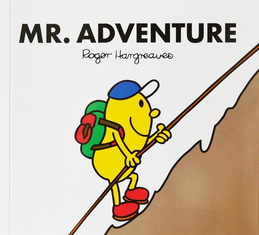 Mr Adventure by Roger Hargreaves [Mr Men Classic Library