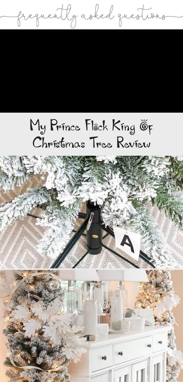 My Prince Flock King Of Christmas Tree Review in 2020