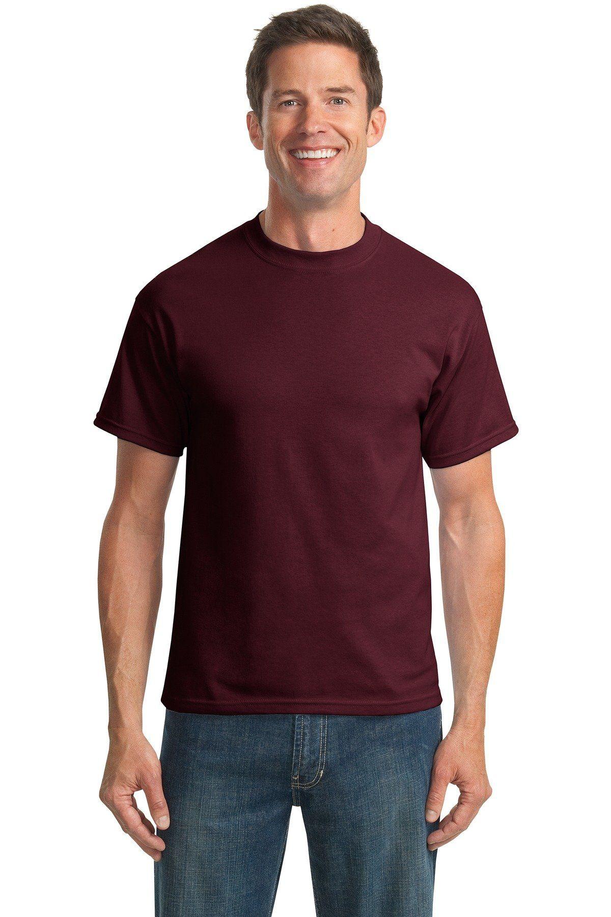Gildan Ultra Cotton Tall T-Shirt,Charcoal,XLT