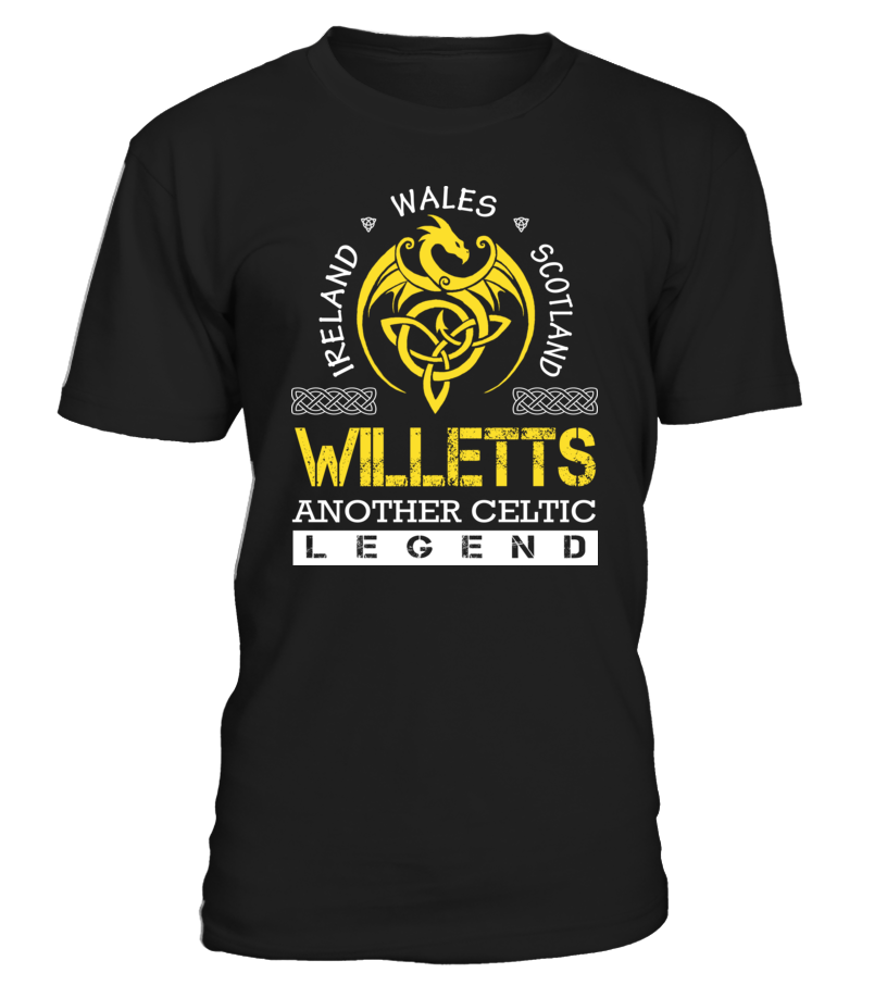 WILLETTS Another Celtic Legend #Willetts