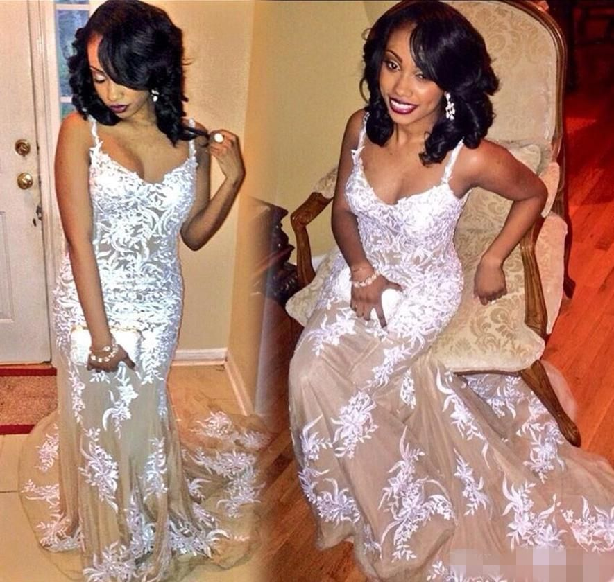 Black Girls Prom Dresses Affordable
