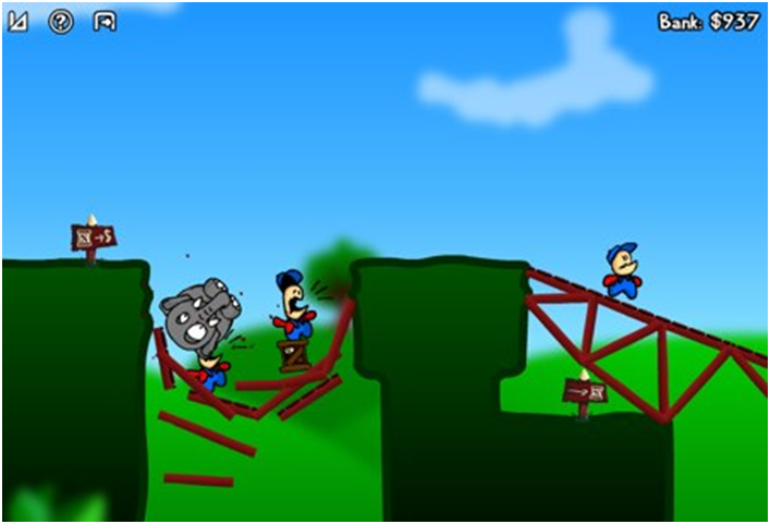 Cargo Bridge App Design Create And Build Bridges Great For Breaks And Problem Solving Classroom Technology Kids Sites Teaching Technology