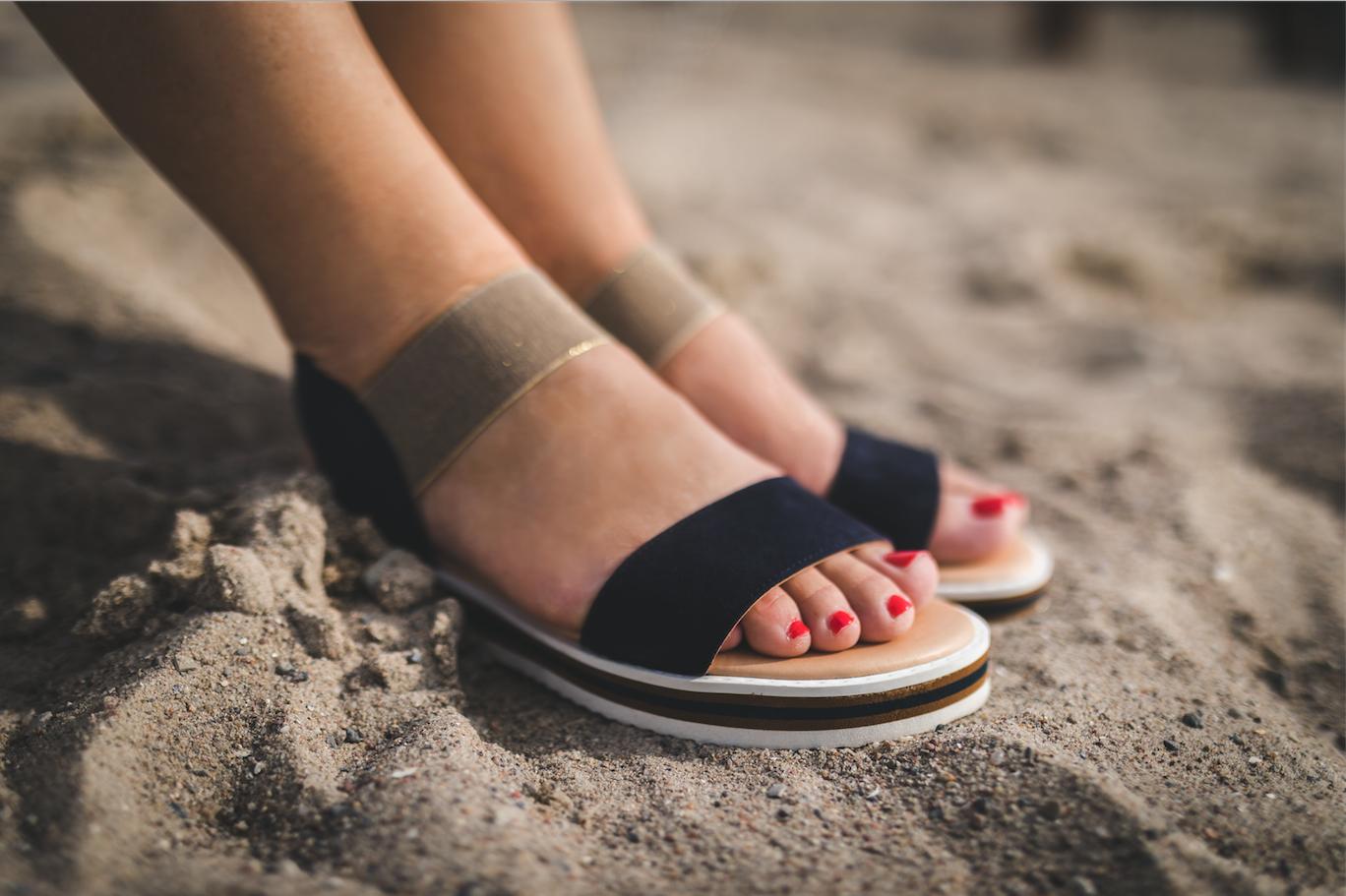 Schuhe für Damen: Die neue Sandale Durban eignet sich