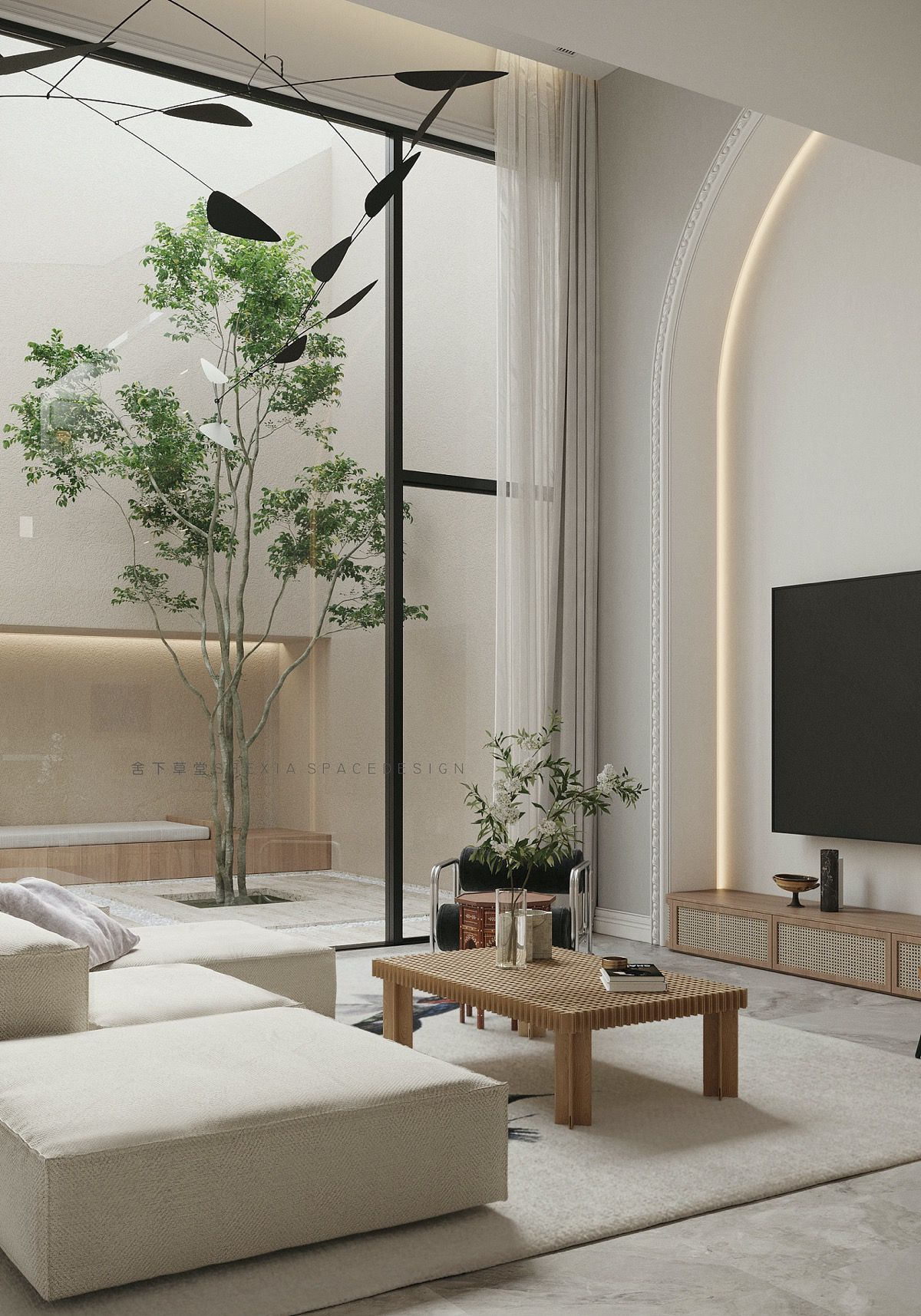 Photo of Light & Luxe Modern Home Interiors From China