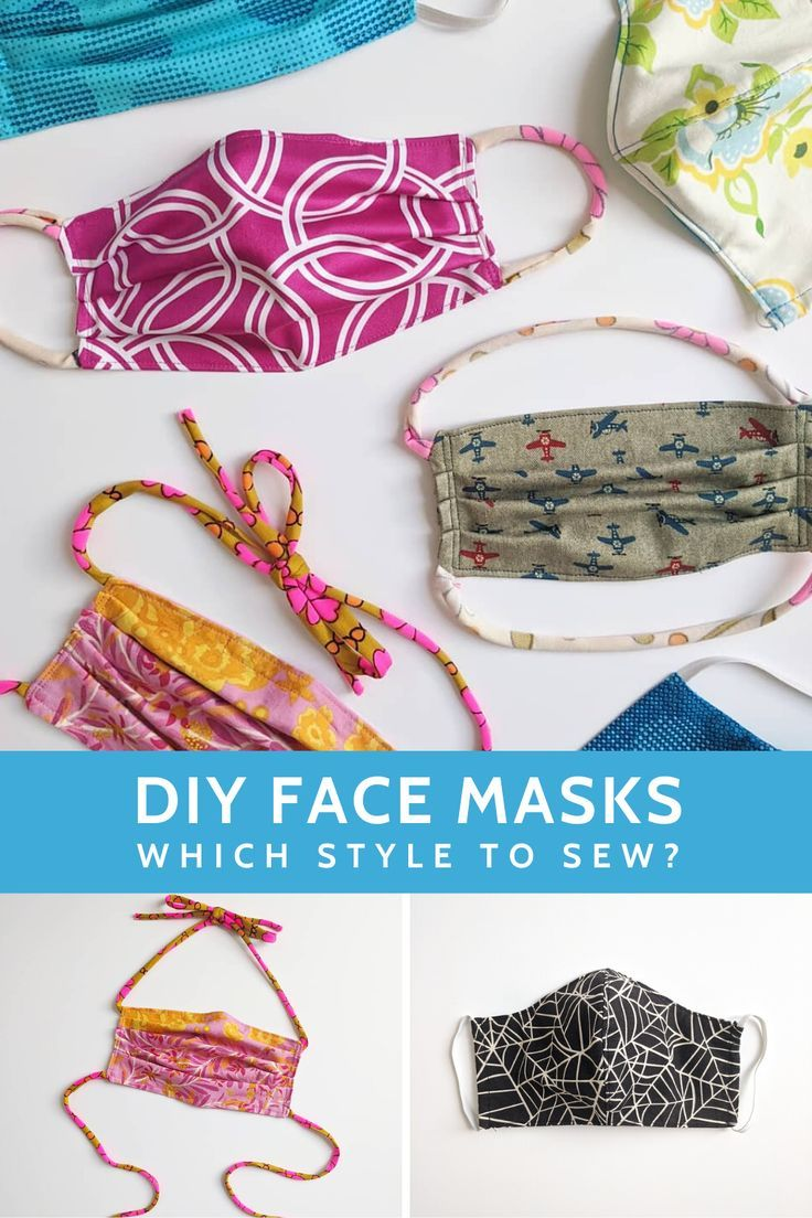 Photo of DIY face mask sewing pattern review: Which pattern should I choose? – Merriment Design