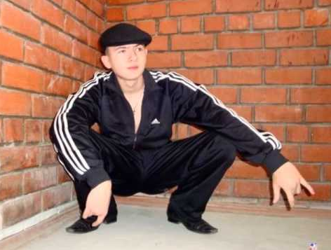 Rest Animation Suggestion Adidas Tracksuit Russian Fashion Russian Squat