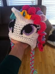 Image Result For My Little Pony Crochet Hat Pattern Free Craft