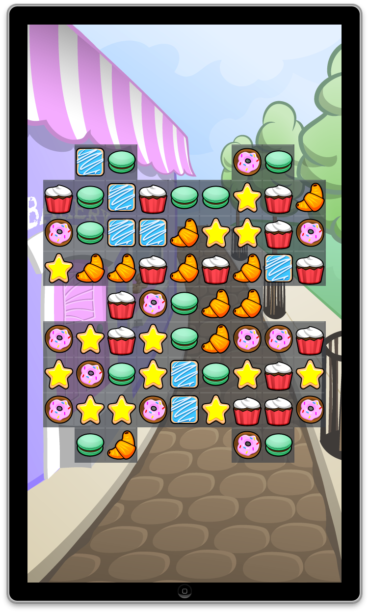 How to Make a Game Like Candy Crush with SpriteKit and