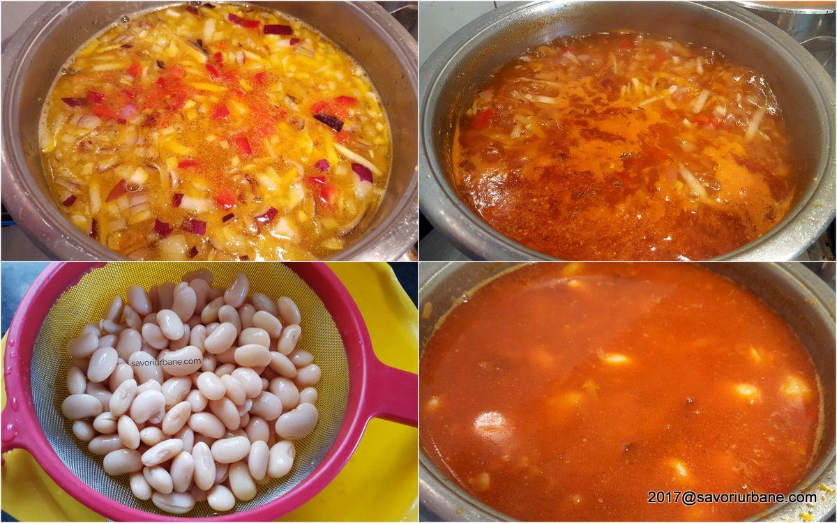 Ciorba De Fasole Boabe Cu Ciolan Afumat Costita Sau Carnati Savori Urbane Recipe Food Recipies Food Romanian Food
