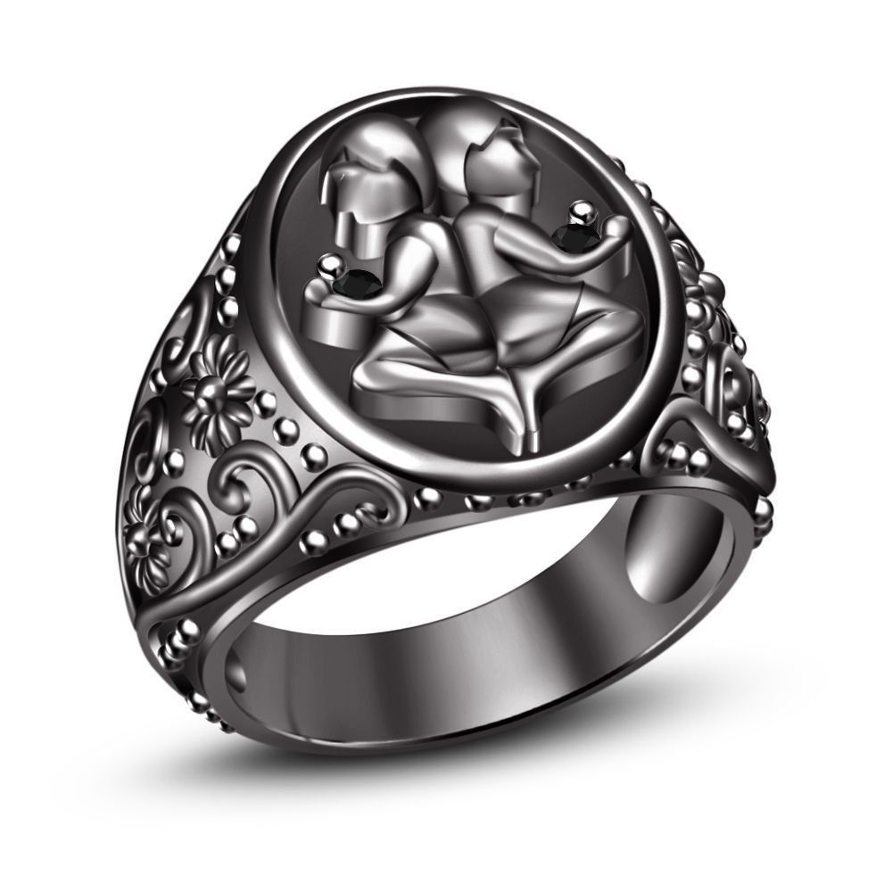 charm rings jewelry us en sign pandora star gemini