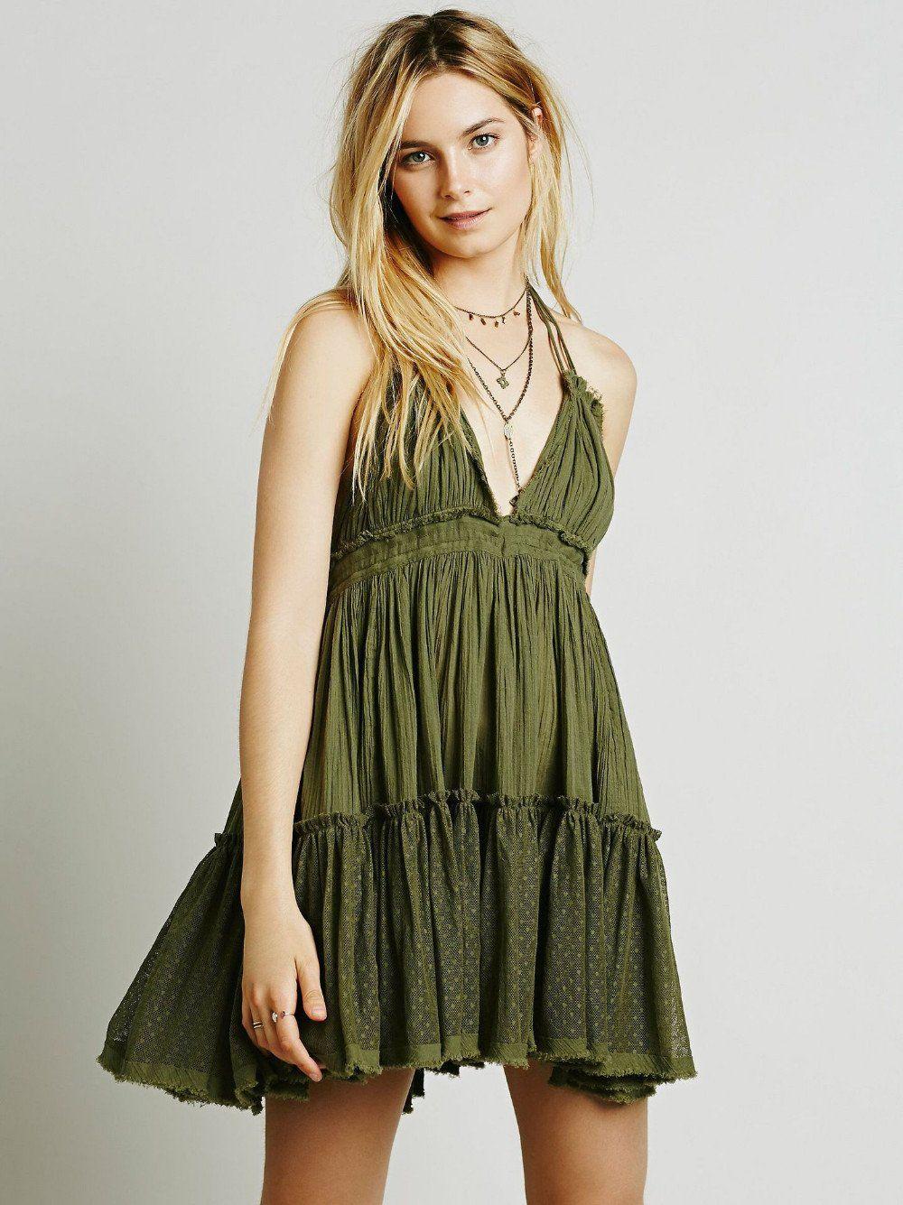 BellFlower Backless Dress