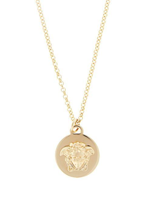 5685274cf6d3 VERSACE Medusa necklace.  versace  necklace