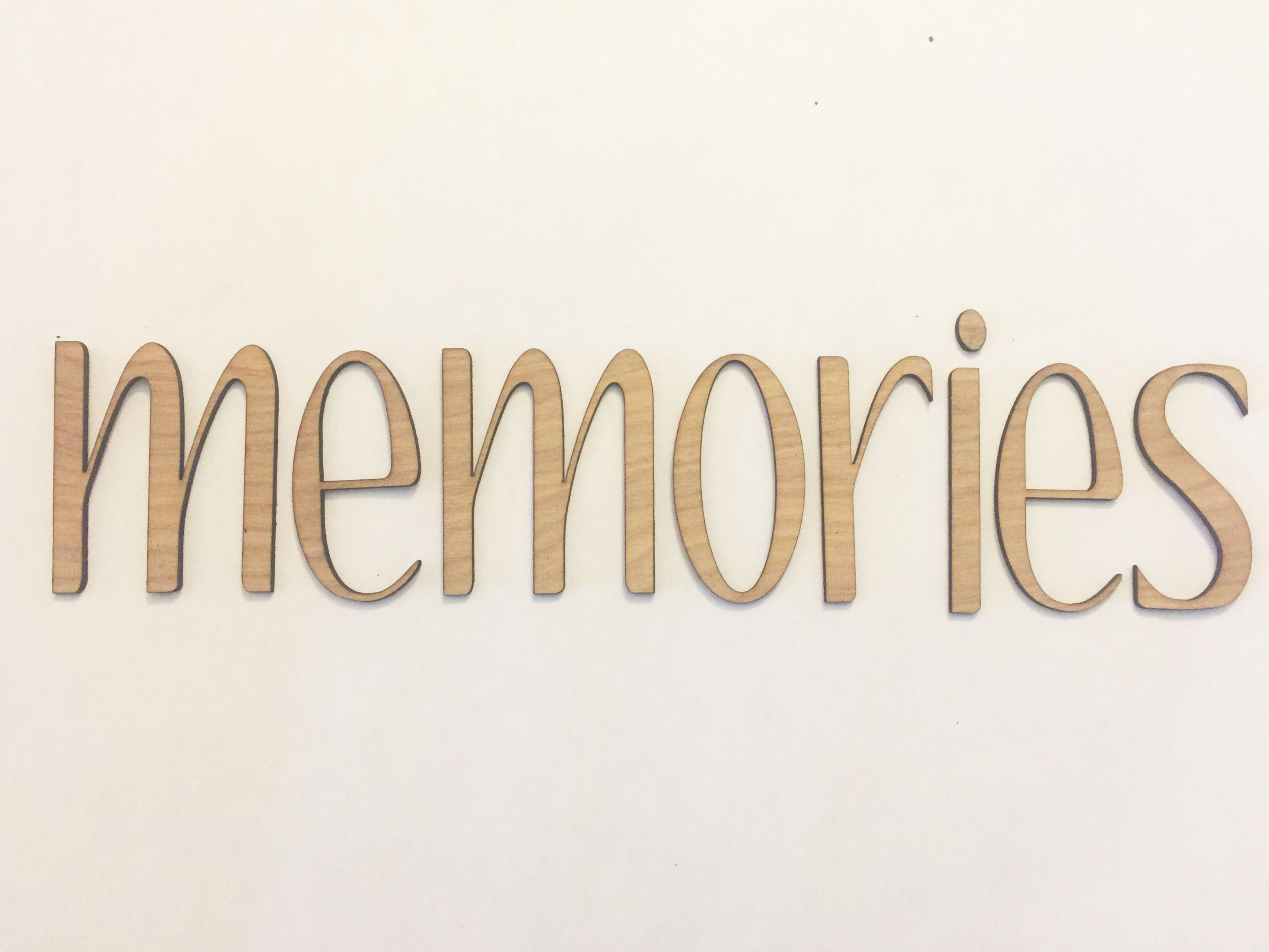 Memories diy wood word craftsposure maker of the month pinterest