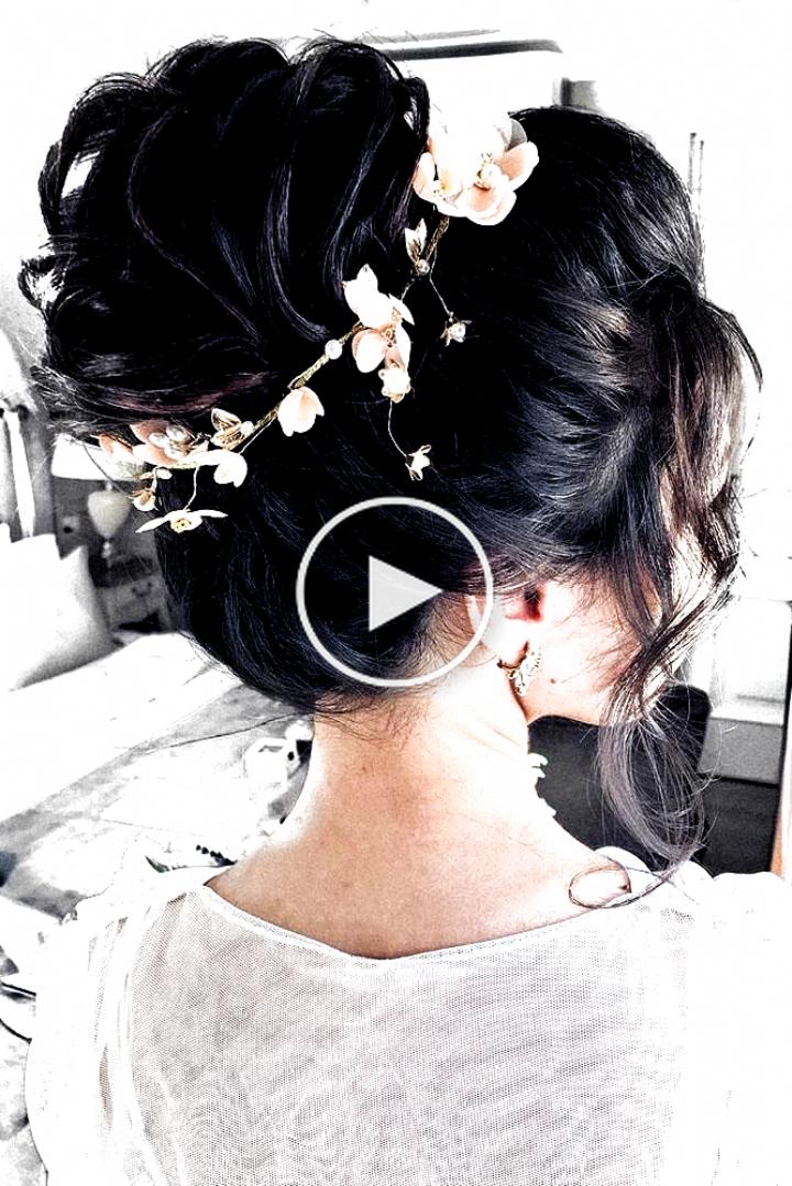30 Wedding Bun Hairstyles ❤ Bun hairstyles are the most popular weddin