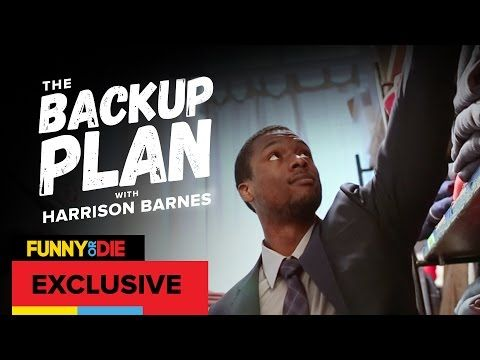 The Back Up Plan with Harrison Barnes #funny #movie #