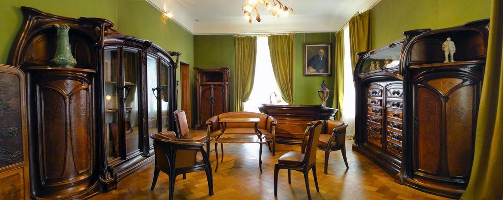 Cabinet De Travail Masson Art Nouveau Furniture Art Nouveau Home
