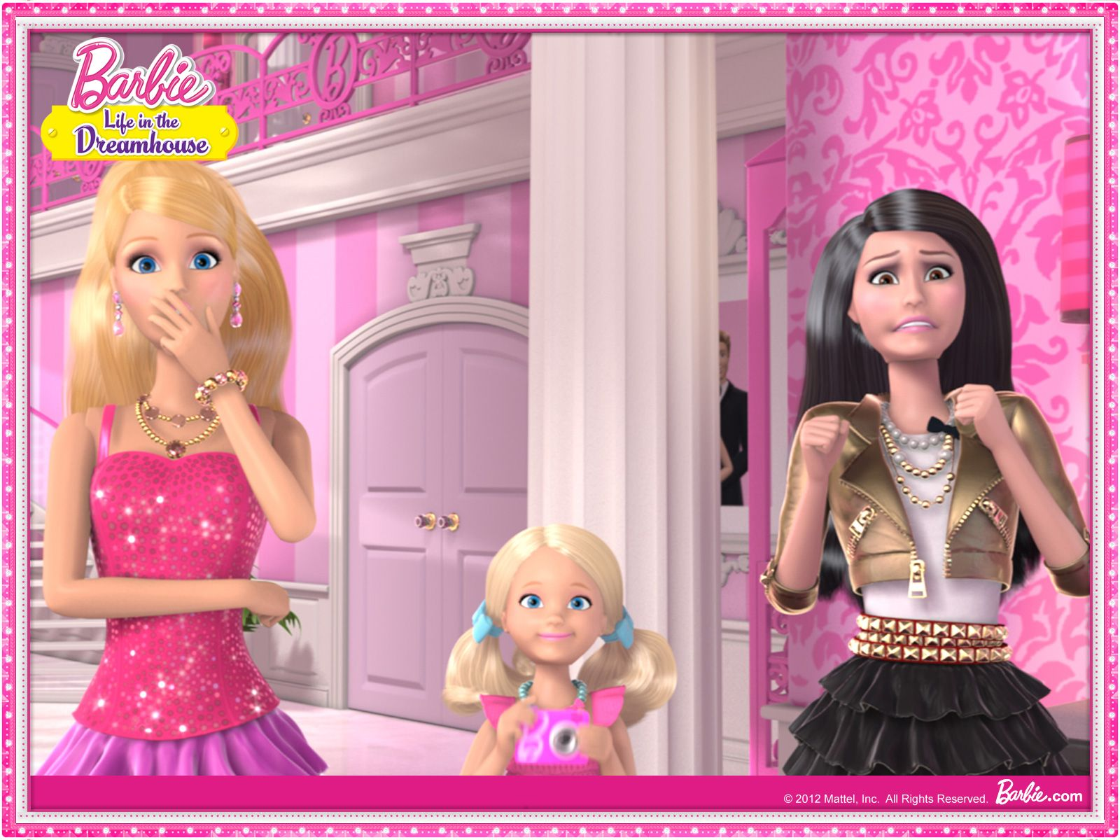 barbie girl life in the dreamhouse
