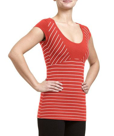 Love this Nectar Limestone Top by FIG on #zulily! #zulilyfinds