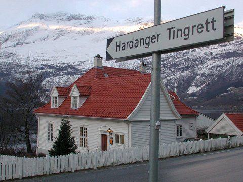 Sjøgarden, 5781 Lofthus, Norway - Bolig for sorenskriveren i Hardanger fra 1923. Oppført 1923.