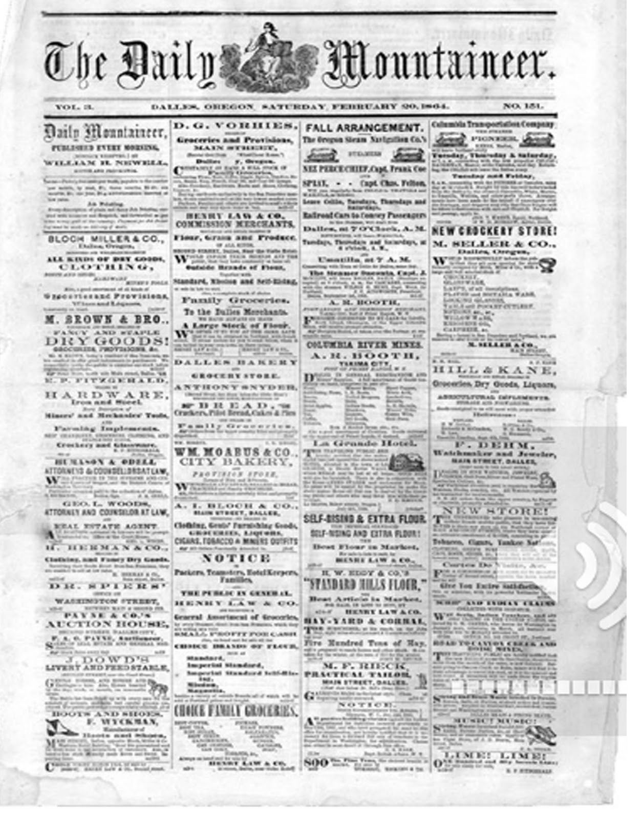 Old Newspaper Template  Google Search  Papers