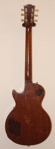 Vintage 1952 Gibson Les Paul Goldtop - 100% Original - w/ Original Case Gold Top #vintageguitars