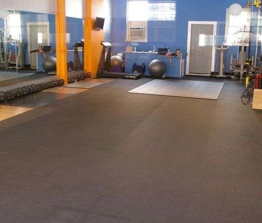 Plyometric Type Rubber Roll Home Gym