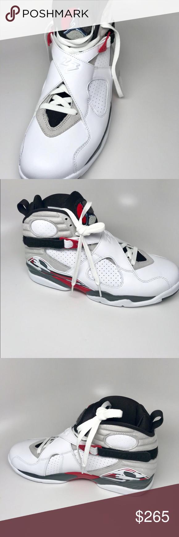"22f23af8be21 🆕Air Jordan Retro 8 ""Bugs Bunny""‼️NWB Air Jordan retro 8 Bugs Bunny. A highly  sought after shoe and rightly so! Michael Jordan s 20th anniversary of his  ..."