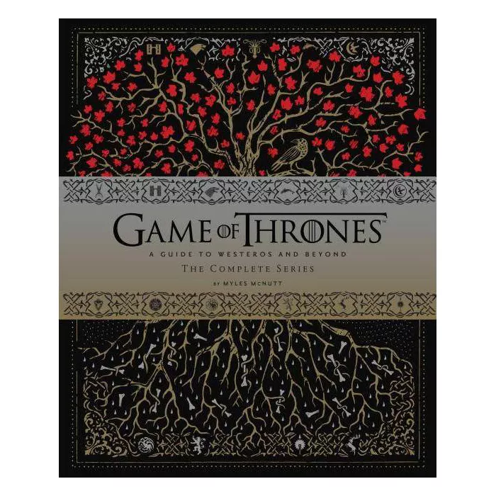 Game Of Thrones - By Myles McNutt Chronicle Books (Hardcover) : Target