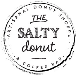 Image result for salty donut logo