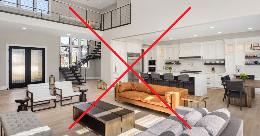 The Reason Why People Despise Open Concept Homes Open Concept