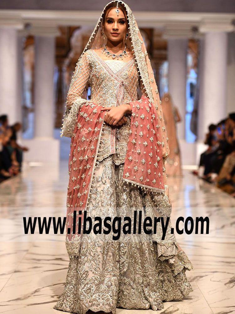 ac040e98b56 New Arrivals Bridal Suits by Zainab Chottani 2018 Cowley Roar Oxford ...