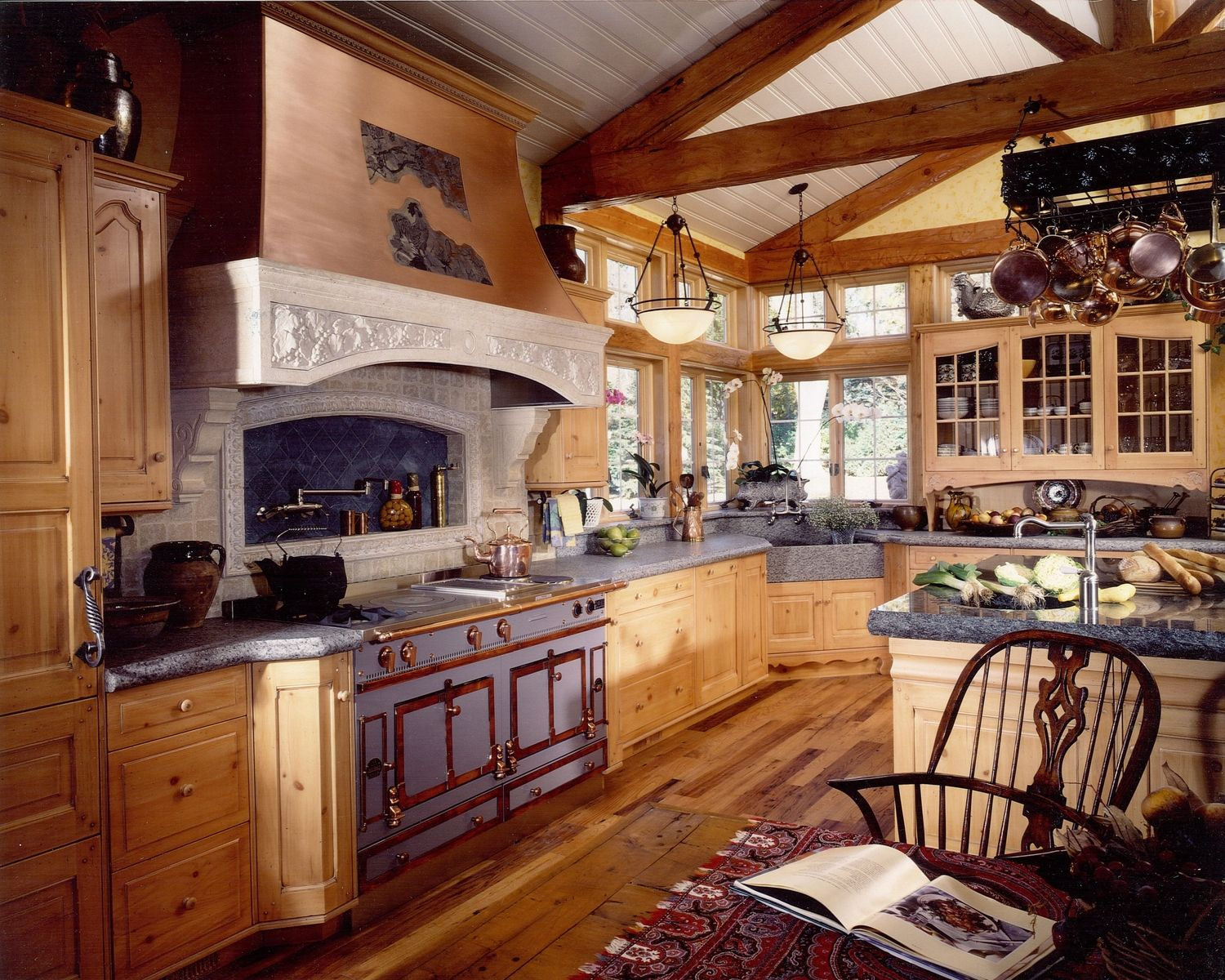 French Country Kitchen Remodel Of Wood Stone Finally A French Inspired Kitchen In So Country Cottage Kitchen Simple Kitchen Remodel Country Kitchen Designs
