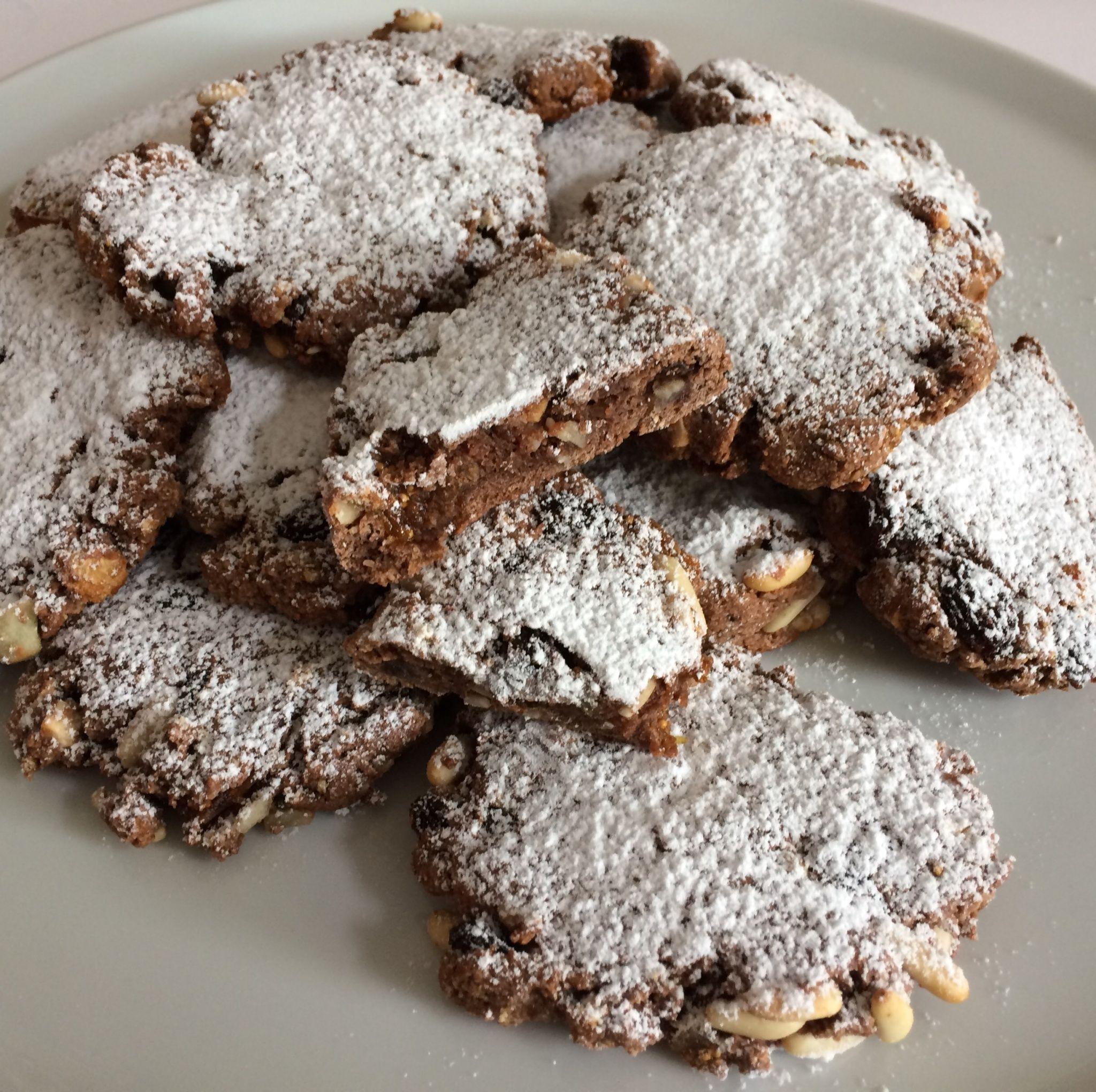Pan dei Morti, biscotti di Milano per Halloween. Ricetta