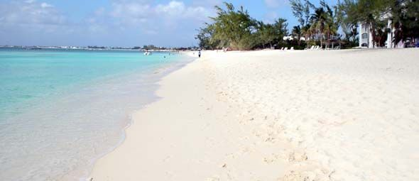 Seven Mile Beach Grand Cayman Vacation Caribbean