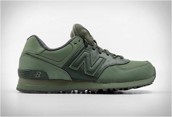 new balance classics w574 Green