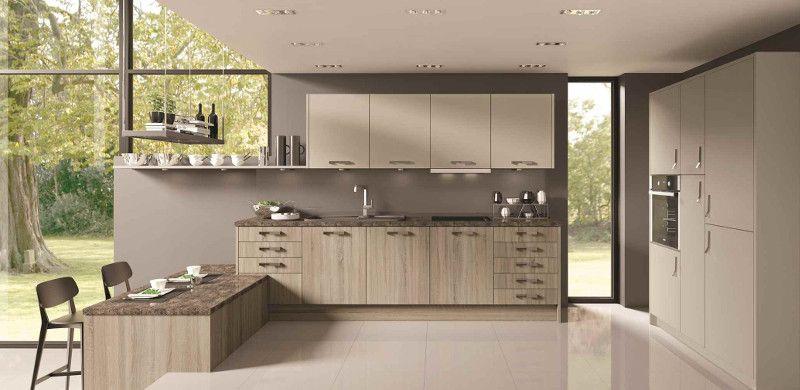 Moderne keuken Ninove