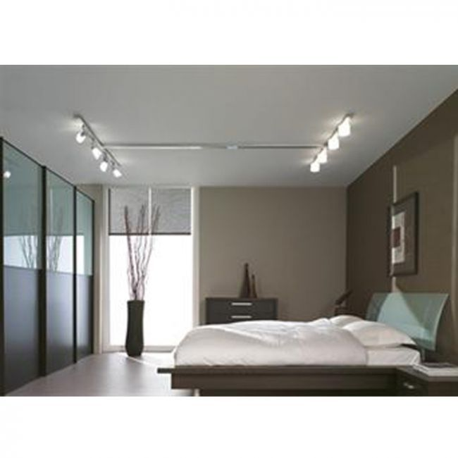 licht schienensystem wohn esszimmer wg trennung schlafzimmer pinterest. Black Bedroom Furniture Sets. Home Design Ideas